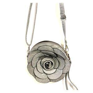 Flower Cross-Body Bag